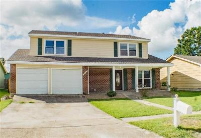 Harvey Single Family Home For Sale: 3837 Sue Ker Drive