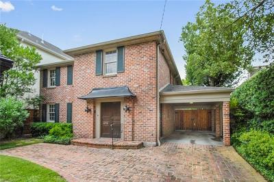 Single Family Home For Sale: 1310 State Street
