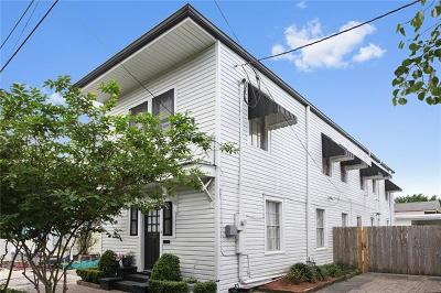 Single Family Home For Sale: 3312 Dumaine Street