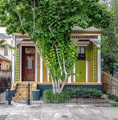 New Orleans Single Family Home For Sale: 2616 Royal Street