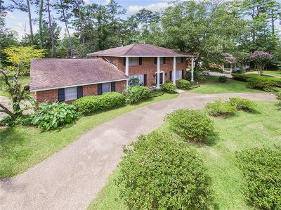 Covington Single Family Home For Sale: 150 Crapemyrtle Road