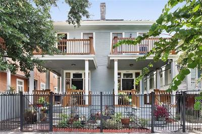 New Orleans Multi Family Home For Sale: 2623 Baronne Street