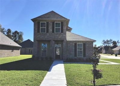 Slidell Single Family Home For Sale: 378 Knollwood Lane