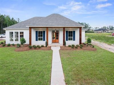 Madisonville Single Family Home For Sale: 1241 Sweet Clover Way