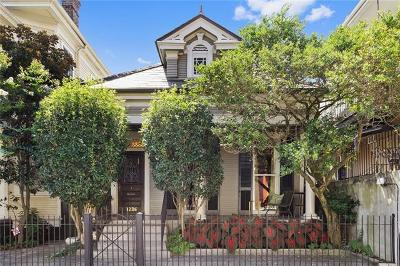 New Orleans Single Family Home For Sale: 1236 Royal Street