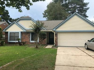 Slidell Single Family Home For Sale: 112 Goldenwood Drive