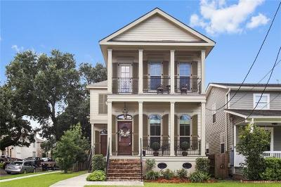 New Orleans Single Family Home For Sale: 764 Germain Street