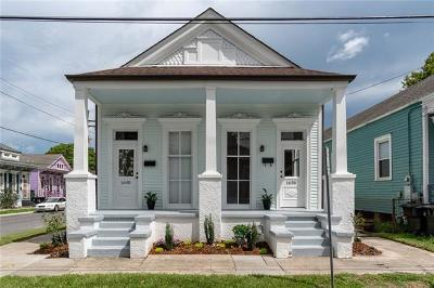 New Orleans Multi Family Home For Sale: 1638 Paul Morphy Street