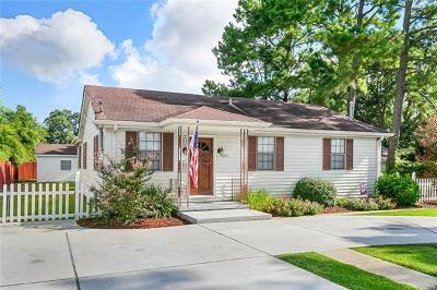 Metairie Single Family Home Pending Continue to Show: 4201 Stockton Street