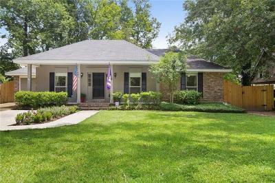 Single Family Home For Sale: 133 Live Oak Street