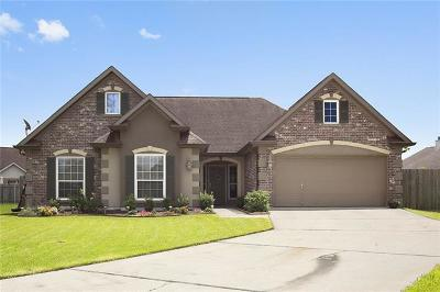 Marrero Single Family Home For Sale: 2705 Ascension Court