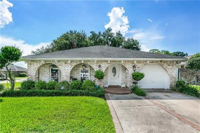 Kenner Single Family Home For Sale: 1 Theresa Avenue