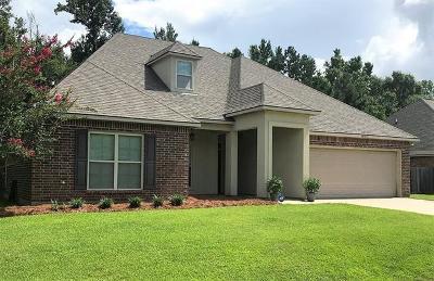 Madisonville Single Family Home For Sale: 28613 Venette Court
