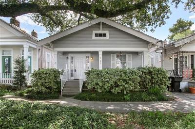 New Orleans Single Family Home For Sale: 253 Broadway Street