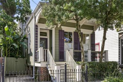 New Orleans Single Family Home Pending Continue to Show: 3422 Laurel Street