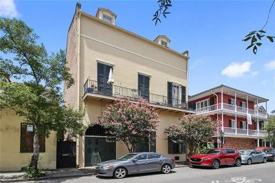 New Orleans Condo For Sale: 1119 Dauphine Street #10
