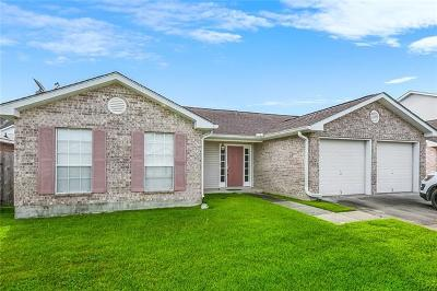 Marrero Single Family Home For Sale: 4929 Liberty Oaks Drive