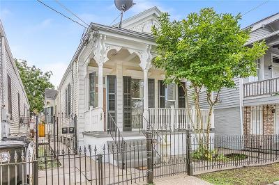 Single Family Home For Sale: 132 S Dupre Street