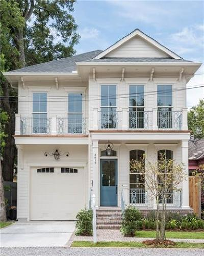 New Orleans Single Family Home For Sale: 3819 Camp Street