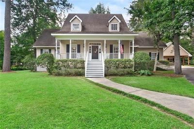 Single Family Home For Sale: 211 Mimosa Circle