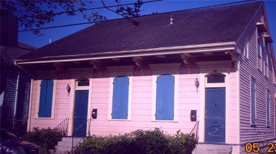 New Orleans Multi Family Home For Sale: 901 Clouet Street