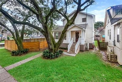 Single Family Home For Sale: 1409 Madrid Street