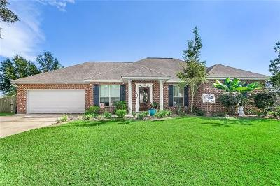 Madisonville Single Family Home For Sale: 403 Lake Court