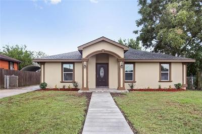 Single Family Home For Sale: 6300 Kuebel Drive