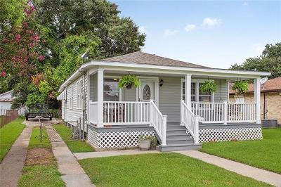 Westwego Single Family Home Pending Continue to Show: 704 Barbe Street