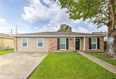 Harvey Single Family Home For Sale: 3720 Chadwood Drive