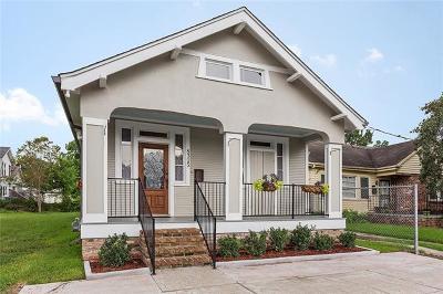 Single Family Home For Sale: 8315 S Claiborne Avenue