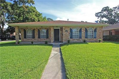 Single Family Home For Sale: 4813 Alphonse Drive