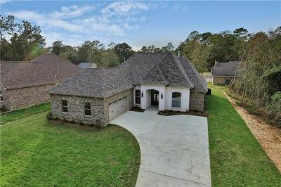 Single Family Home For Sale: 3210 Highway 59 Highway