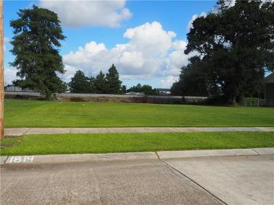 Arabi Residential Lots & Land For Sale: 1816 Alexander Street