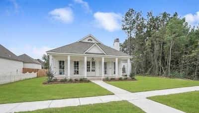 Covington Single Family Home For Sale: 1324 Natchez Loop