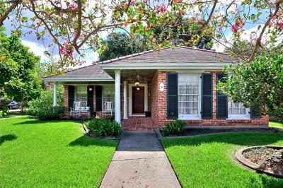 Metairie Single Family Home For Sale: 959 Homestead Avenue