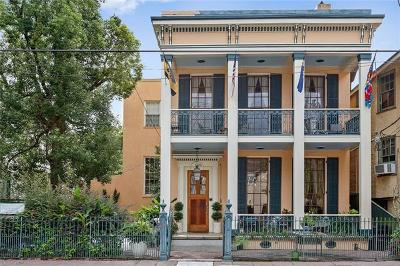 New Orleans Single Family Home Pending Continue to Show