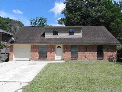 Slidell Single Family Home For Sale: 3030 William Tell Street