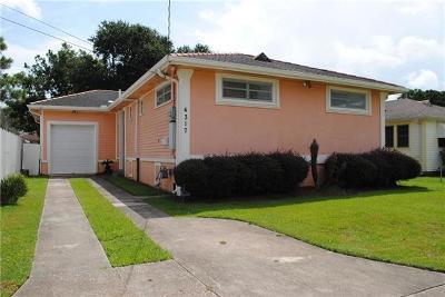 Single Family Home For Sale: 4317 Annette Street