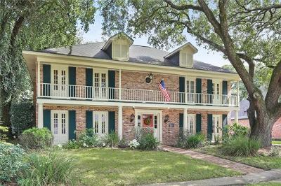 Single Family Home For Sale: 21 Tennyson Place