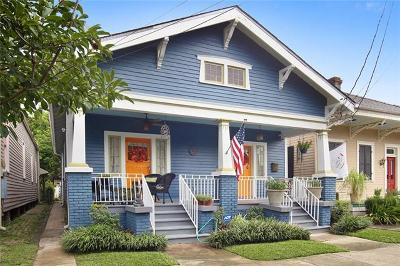 New Orleans Multi Family Home Pending Continue to Show: 414 Vallette Street