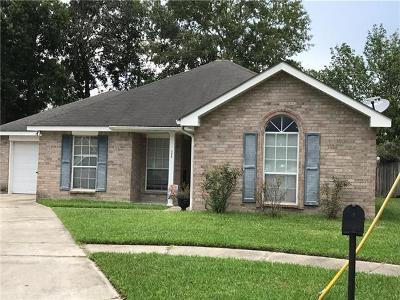 Slidell Single Family Home For Sale: 396 N Suncrest Loop