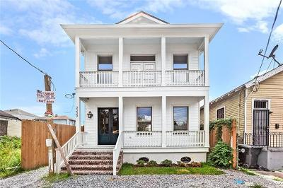 New Orleans Single Family Home For Sale: 2230 Delachaise Street