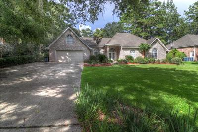 Mandeville Single Family Home For Sale: 785 Beau Chene Drive