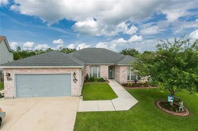 Slidell Single Family Home For Sale: 1218 Charlie Drive