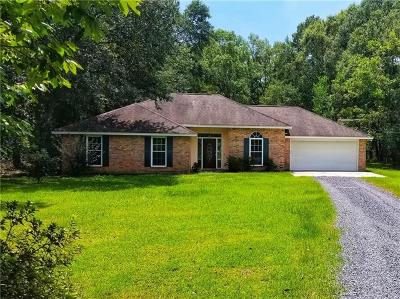 Madisonville Single Family Home For Sale: 1713 Highway 22 Highway