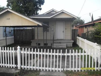 Single Family Home For Sale: 183 5th Street
