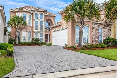 Slidell Single Family Home For Sale: 1024 S Marina Villa Drive
