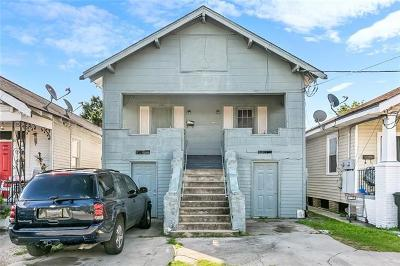 New Orleans Multi Family Home For Sale: 620 S Hennessey Street