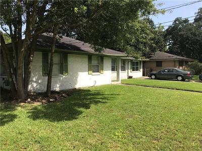 River Ridge, Harahan Single Family Home Pending Continue to Show: 214 Douglas Drive